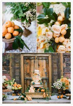 Orlando Southern Wedding Inspiration | Lots of pretty ideas for wedding reception. Photographer Stephanie Williams #wedding