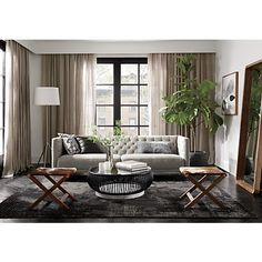 See More Of Beata Heuman Ltds Holland Park Flat On Stdibs Living - Cb2 haven coffee table
