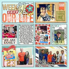 Digital Scrapbooking Layout with Just Jaimee - August 2014 Storyteller Collection by Just Jaimee; Font: Project Storyteller by Darcy Baldwin
