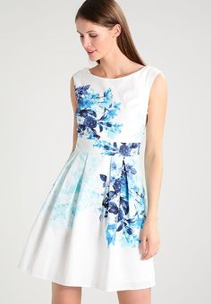 Blumenprint kleid zalando