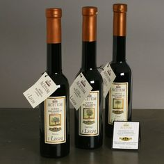 Single Wood Barrel Balsamic Vinegars of Modena by Legni  Oak 250 ml => Startling review available here : at Cooking Ingredients.