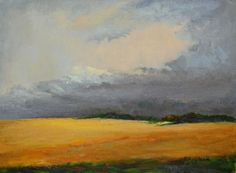 Prairie Storm-- my lovely aunt painted this!