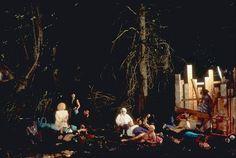 Jeff Wall, Vampires' Picnic, 1991.