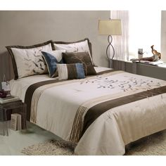 Have to have it. Jenny George Gwynth 7 pc. Comforter Set $119.99
