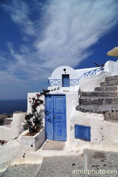 Cycladic House, Santorini Greece