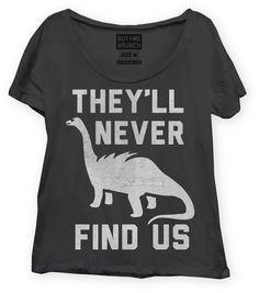 Never Find Us