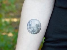 moon tattoo - Google Search