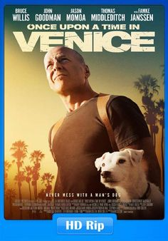 BIOSKOP100: ONCE UPON A TIME IN A VENICE (2017)