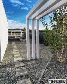 #topgarden #spiegelakos #gardendesign #gardening #minimalist #minimalgarden #moderngarden #gardening #kertépítés #kerttervezés #garten… Minion, Pergola, Sidewalk, Modern, Outdoor, Instagram, Lawn And Garden, Outdoors, Trendy Tree