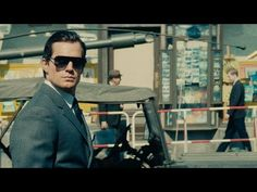 The Man from U.N.C.L.E. reboot – first trailer. : SFcrowsnest