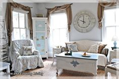 Changes for the Family Room | Town & Country Living