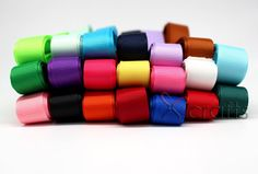 Soild Grosgrain Ribbon 5/8' 16MM Yards 20 Colors PPCrafts DIY ** More info could be found at the image url.
