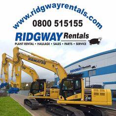 Ridgway Rentals (@ridgway_rentals) on Twitter Social Media Marketing, Digital Marketing, Shots Magazine, Heavy Machinery, Online Advertising, Self Driving, Sale Promotion, Heavy Equipment, Social Networks