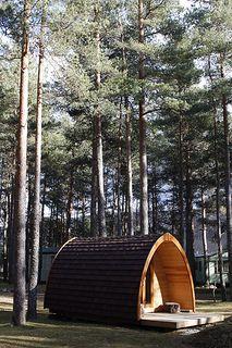 Camping pod - Cannich, Scotland
