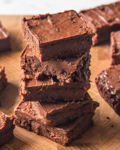 New and Improved Sweet Potato Brownies