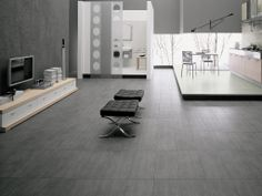 Tile Flooring - We offer a variety of ceramic and porcelain tiles that create a distinctive look at discounted rates. Find out why people across the globe are now opting for tile flooring. Painting Ceramic Tile Floor, Porcelain Tiles, Kitchen Layout Plans, Modern Flooring, Tile Flooring, Flooring Ideas, Floors And More, Italian Home, Room Tiles