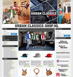 Urbanclassics-shop.nl / Urban Streetwear Shop Nijmegen & Online
