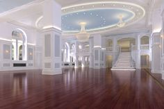 Grand Hall - Arts Ballroom - Art Deco wedding venue - Philadelphia, PA