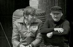 Legends : Ken Tyrrell Colin Chapman