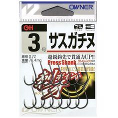 Owner Αγκίστρια Sasuga Chinu 13177
