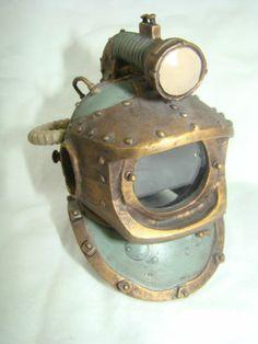 Disney 50th Nautilus 20 000 Leagues Under The Sea Nemo's Diving Helmet Last One | eBay