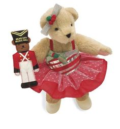 Muffy VanderBear Bear City Music Hall ** Review more details here : Collectible Dolls for Home Decor
