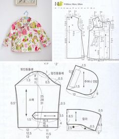 Discover thousands of images about Best 12 Barbie Sewing Patterns, Baby Dress Patterns, Baby Clothes Patterns, Sewing Dolls, Sewing Baby Clothes, Girl Doll Clothes, Baby Sewing, Toddler Boy Outfits, Dresses Kids Girl