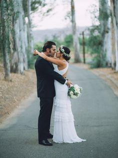 So beautiful! Love this wedding shot. #photography #wedding #bride #groom Captured by: Studio 7 Photography ---> http://www.studio7photo.net/lipstick-on-bow-ties/ju3jssk0mkl8qqtinc0cz9uk0hy4st
