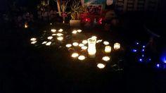 During the vigil....7/12/14