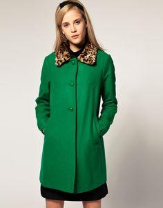 cute sixties style coat