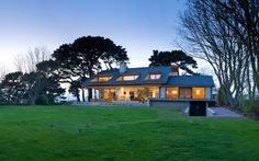 The Lodge in Guernsey by BAS MooArc