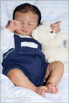 Reborn nr 159 / Adopted / Ivy Elisa Marx - Realbabydolls Nursery