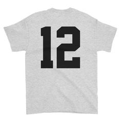 Team Jersey 12 Short sleeve t-shirt