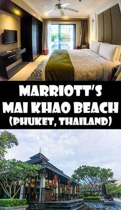 Marriott's Mai Khao Beach Resort Review - Bumble Bee Mum