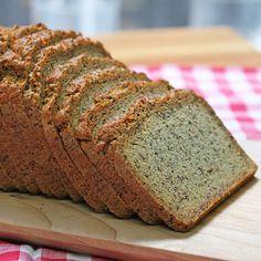 A paleolit étrendre nem egyszerű átállni, de ezt a kenyeret pikk-pakk elkészítheted. Paleo Bread, Paleo Recipes Easy, Hungarian Recipes, Sin Gluten, Banana Bread, Easy Meals, Food And Drink, Low Carb, Vegan