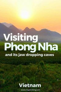 A super simple guide to visiting the famous caves in Phong Nha and the stunning Nha-Ke Bang National Park in Central Highlands of Vietnam. Travel Advice, Travel Guides, Travel Tips, Travel Destinations, Travel Goals, Vietnam Travel Guide, Asia Travel, Parks, Visit Vietnam