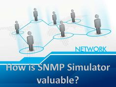 How is SNMP Simulator valuable In the development and test environment, utilizing SNMP Agent Simulator and framework recording capacities resembles giving an elite lab brimming with interminable heterogeneous online networking rigging to every last planner and pro. Gone are the administrative battles between engineers over gear utilize plans.