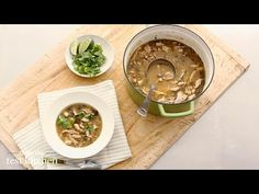 One-Pot Chicken-Chile Stew - From the Test Kitchen - YouTube