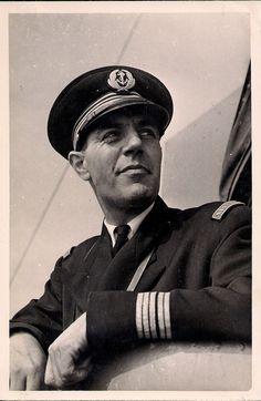 Capitaine de Vaisseau, FNFL, Mars 1942