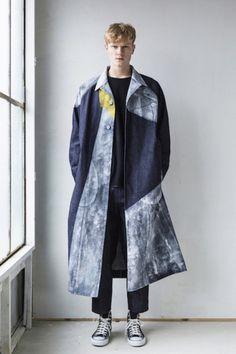 Shinya Kozuka 2015 Fall/Winter Collection / #MIZUstyle