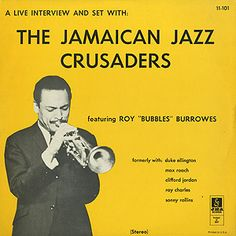 Jamaican Jazz Crusaders、A Live Interview And Set With The Jamaican Jazz Crusaders(LP)、JMA