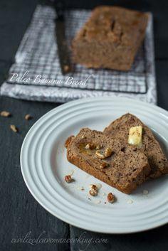 Paleo Banana Bread via @Charlene Brown/Jess Culella Caveman Cooking Creations