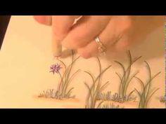 Flowers on Stems