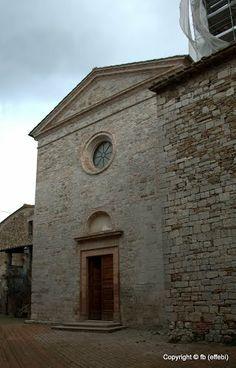 Chiesa di San Nicolò a Spina (PG) ITALIA