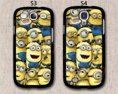 Minion Samsung Galaxy S4 Case
