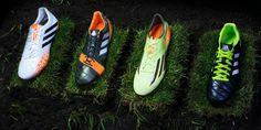 Adidas presenta las botas Earth Pack, inspiradas en la selva amazónica