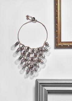 #loranikolova #bijoux&art #necklace #colors #art #madeinitaly #stop #light Handmade Necklaces, Beads, Colors, Artist, Jewelry, Beading, Jewlery, Jewerly, Artists