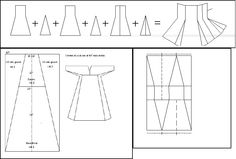 Viking Garb Class handout - great 28 page handout that gives documentation and history of all types of viking garb, includes information about seams, seam finishes, types of cloth, colors of cloth and how those colors were dyed, as well as patterns and instructions!