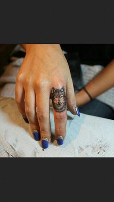 Cool tattoo ring