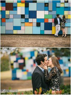 Houston engagement photos
